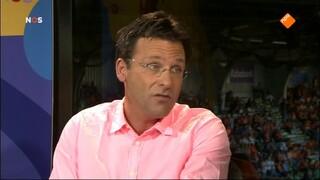 Nos Studio Sport - Nos Studio Sport Wk Hockey, Rust En 2de Helft Nederland - Duitsland (m)