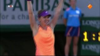 Nos Studio Sport - Nos Studio Sport Tennis Roland Garros Finale Dames
