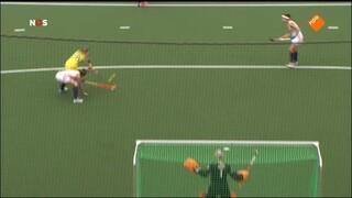 NOS Studio Sport NOS Studio Sport WK Hockey, rust en 2de helft Nederland - Australië (v)