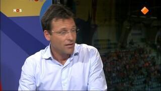 NOS Studio Sport NOS Studio Sport WK Hockey, voorbeschouwing en 1ste helft Zuid-Afrika - Nederland (m)