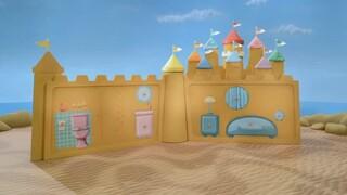 Het Zandkasteel - Verkleden