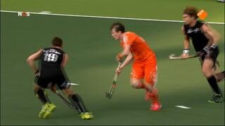 NOS Studio Sport NOS Studio Sport WK Hockey, rust en 2de helft Nederland - Nieuw-Zeeland (m)