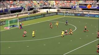 Nos Studio Sport - Nos Studio Sport Wk Hockey, Rust En 2de Helft Halve Finale Vrouwen