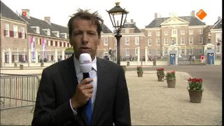 NOS 200 jaar koninkrijk: defilé in Apeldoorn