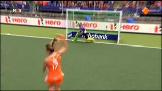 NOS Studio Sport NOS Studio Sport WK Hockey, rust en 2de helft finale vrouwen