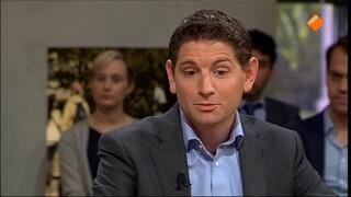 Buitenhof Jan Paternotte, Emile Roemer, Willem Vermeend, Pieter Omtzigt