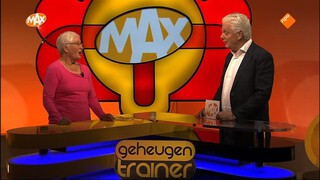 MAX Geheugentrainer MAX Geheugentrainer