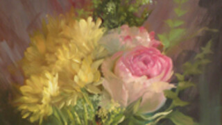 Mooi bloemenboeket
