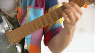 Het Klokhuis Recycle muziekinstrumenten