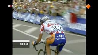 NOS Tour de France NOS Studio Sport Wielrennen Tour de France: Gérardmer - Mulhouse