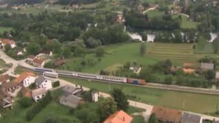 Rail Away - Kroatië: Zagreb - Rijeka