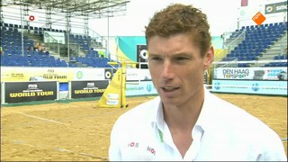 NOS Studio Sport Beachvolleybal Grand Prix
