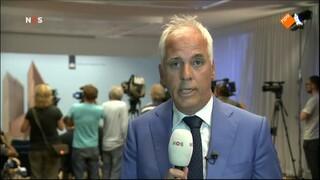 Nos Journaal 2000 - Persconferentie Minister-president Rutte