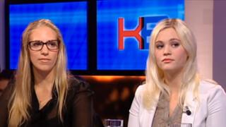 Knevel & Van Den Brink - Jonge Nederlandse Vrouw In Leger Israël