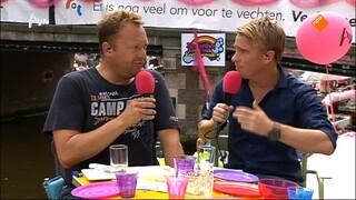 Amsterdam Gay Pride 2014 - Canal Parade