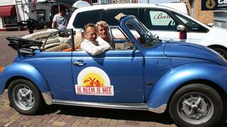 Ik neem je mee Joris Linssen en Hans Klok in IJmuiden