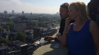 Ik neem je mee Gijs Staverman en Inge Ipenburg in Amsterdam