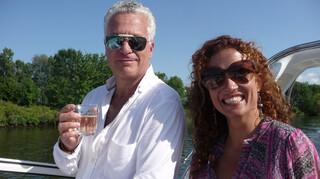Ik neem je mee Katja Römer-Schuurman en Bram Moszkowicz in Maastricht