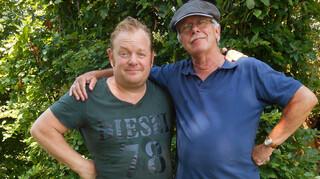 Ik neem je mee Frank Visser en Martijn Fischer in Utrecht