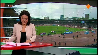 NOS Studio Sport EK Atletiek Outdoor