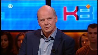 Knevel & Van Den Brink - Pieter Waterdrinker, Johan Veenstra, Candy Dulfer En Jörgen Raymann.