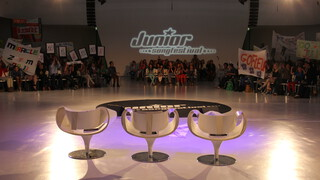 Junior Songfestival - Sneak Preview Finale Auditie