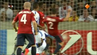 NOS UEFA Champions League Live NOS UEFA Champions League Live, wedstrijdanalyse Lille - Porto