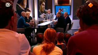Hans Jaap Melissen, Rena Netjes, Arie Boomsma, Christ Klep en Hans Dorrestijn.