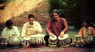 Npo Spirit - Tabla Performance Met Heiko Dijker