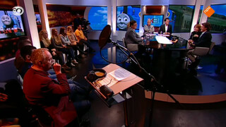 Beatrice de Graaf, Martin Visser, Erik de Zwart, Bob van der Houven en Liesbeth List