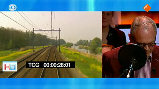 Rail Away Live door Bob van der Houven