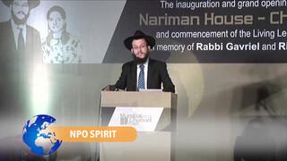 NPO Spirit 2014 Belangrijk joods centrum heropend