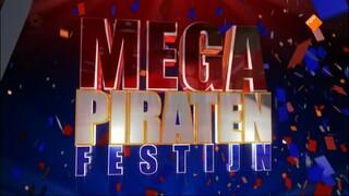 Mega Piratenfestijn Gelredome 2013
