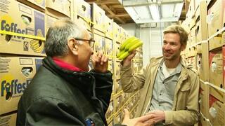 Hoe worden bananen rijp?