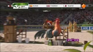 NOS Studio Sport Paarden WEG landenteams