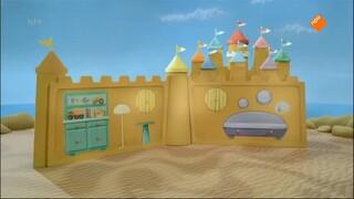 Het Zandkasteel - Op Bezoek