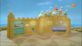 Het Zandkasteel - Vissen