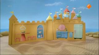 Het Zandkasteel - Paard