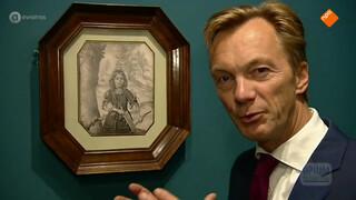 Wim Pijbes bezoekt Johannes Thopas in het Rembrandthuis