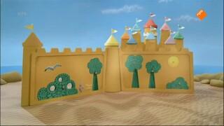 Het Zandkasteel - Krokodil