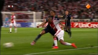 NOS UEFA Champions League Live NOS UEFA Champions League Live, wedstrijdanalyse Ajax - Paris Saint Germain