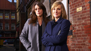 Scott & Bailey Thin Ice & Cradle