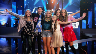 Junior Songfestival - Finale Live