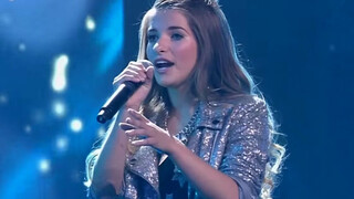 Junior Songfestival - Julia - Winnaarsclip 2014