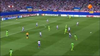 NOS UEFA Champions League Live NOS UEFA Champions League Live, wedstrijdanalyse Atletico Madrid - Juventus