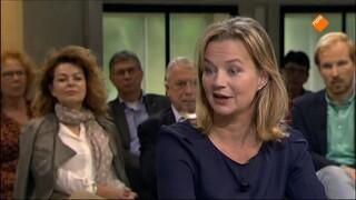 Buitenhof - Daniela Hooghiemstra, Wim Voermans, Ruud Vreeman, Rutger Bregman, Cees Fasseur