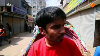 City Folk: vierde aflevering. Shoyab Ali's enige passie is het aanmoedigen van het nationale cricketteam van Bangladesh, 'de Tijgers'.