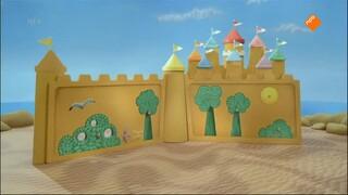 Het Zandkasteel - Tuin