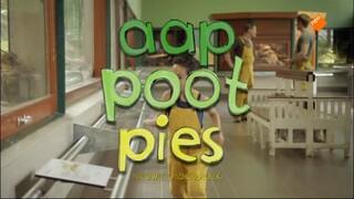 Aap Poot Pies Nieuwe onderbroek