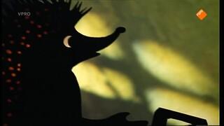 Verhalen Van De Boze Heks - De Egel Timmert Een Hut